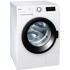 Masina de spalat rufe Gorenje W8544NI, 1400 RPM, 8 kg, program scurt 17 min, inverter, clasa A++++/C, alb