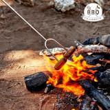 Furculiță Extensibilă pentru Grătare BBQ Classics