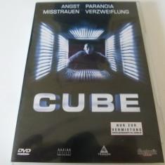 Cube - dvd, Altele