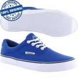 Pantofi sport Kappa Ukilami pentru barbati - tenisi originali - adidasi vara, 40 - 44, Albastru, Textil