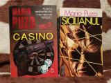 CASINO/SICILIANUL-MARIO PUZO (2 VOL)