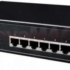 Switch Intellinet 560641, Gigabit, 8 Porturi, PoE