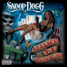 Snoop Dogg Malice In Wonderland (cd)