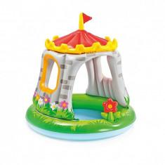 Piscina gonflabila Intex Castel pentru copii 122 x 122 cm