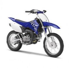 Yamaha TT-R110E '18 - Motocicleta