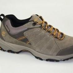 Pantofi sport dama Timberland Waterproof originali noi piele foarte comozi 37.5 - Pantof dama Timberland, Culoare: Bej, Piele intoarsa, Cu talpa joasa