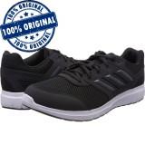 Pantofi sport Adidas Duramo Lite 2 pentru barbati - adidasi originali - alergare, 43 1/3, 46 2/3, Negru, Textil
