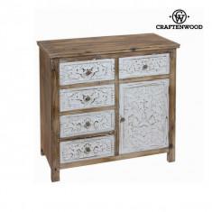 Piesă de mobilier florencia cu 5 sertare by Craftenwood