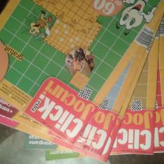 8 reviste Click Rebus