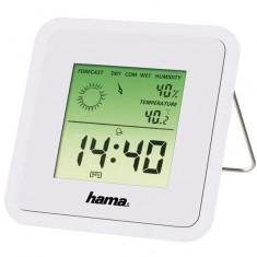 Hama Termo/Higrometru TH50, alb - Statie meteo