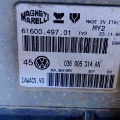 ECU Calculator motor VW Golf4 1.4 036906014AN IAW 4CV.VO cod motor AHW - ECU auto Magneti Marelli, Volkswagen