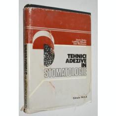 Tehnici adezive in stomatologie - 1982