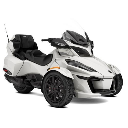 Can-Am Spyder RT Limited SE6 Pearl White '18