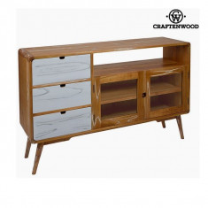 Servantă Lemn mindi (144 x 40 x 91 cm) - Be Yourself Colectare by Craftenwood