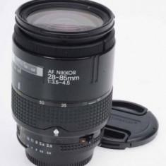 Obiectiv Nikon 28-85mm AF f/3.5-4.5 - Obiectiv DSLR