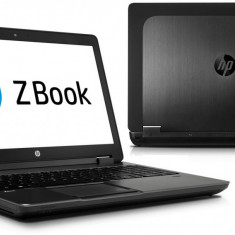 Laptop Second Hand Hp Zbook 15, Intel Core i7-4600U 2.10Ghz, 16GB DDR3, 256GB SSD, 15 inch, LED display