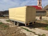 Remorca auto doua axe capacitate 2000kg