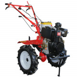 Motocultor Magla 6HP (186F) Motor Diesel, Pornire Electrică (D1050E)