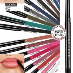 Creion contur ochi True Colour - Nuanta Majestic Plum - 0,28 gr - Avon - NOU