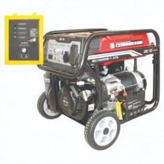 Generator SC-10000E-ATS, Putere max. 8.5 kw, 230V, AVR, motor benzina, demaraj electric - Generator curent