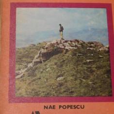 Muntii Vilcan de Nae Popescu Colectia Muntii Nostri + harta