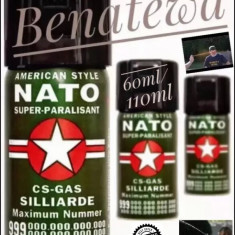 Spray Nato autoaparare