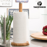 Suport pentru Role de Bucătărie din Bambus TakeTokio