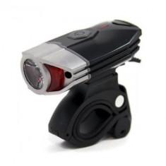 Lanterna led Raypal 300 usb baterie 1200mAh 4 functii PB Cod:MXR50002.18 - Accesoriu Bicicleta, Faruri si semnalizatoare