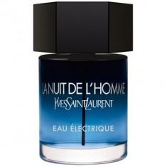 La Nuit de l'Homme Eau Electrique Eau de Toilette 100ml, Yves Saint Laurent