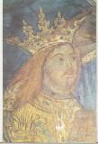 Bnk cp Voronet - Portretul lui Stefan cel Mare - necirculata, Printata