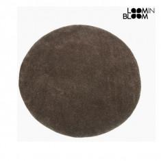 Covor Acrilic Maro (90 x 90 x 3 cm) by Loom In Bloom