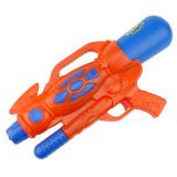 Pistol cu apa pentru copii, rezervor 1 litru, jet 9 m, ABS multicolor