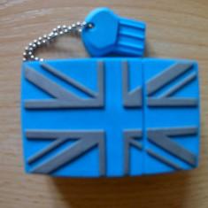 Stick memorie 4GB - UK Flag - Stick USB