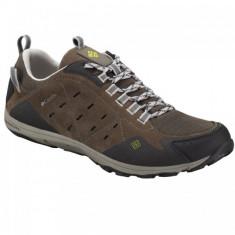 Pantofi Columbia Conspiracy Razor Leather - Pantofi barbat Columbia, Marime: 45, Culoare: Maro