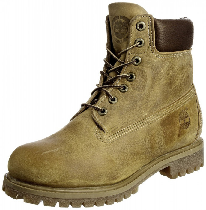 REDUCERI! Bocanci TIMBERLAND 6inch Heritage Burnished originali waterproof 41,5