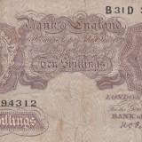 Marea Britanie   10 Sillings ND 1940 sign Peppiatt  P.366   VF