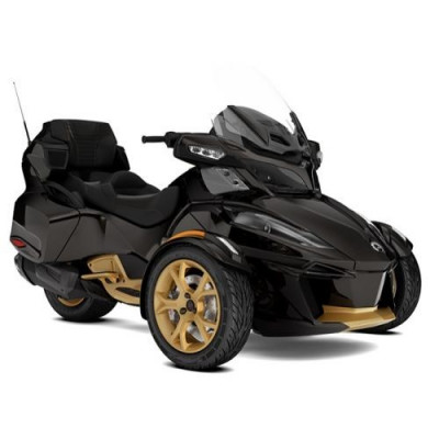 Can-Am Spyder RT Limited SE6 10th Anniversary '18 foto
