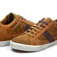 Pantofi /Tenisi dama TIMBERLAND Earth keepers sommets originali noi piele 40 - Pantof dama Timberland, Culoare: Coniac, Piele naturala, Cu talpa joasa