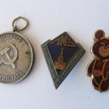 Insigne Rusia, Europa
