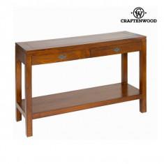 Consolă de masă cu 2 sertare - Serious Line Colectare by Craftenwood