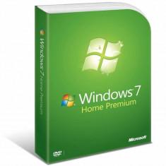 Licenta electronica Windows 7 Home Premium OEM 32/64bit, Limba Romana