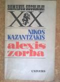 Nikos Kazantzakis – Alexis Zorba, Nikos Kazantzakis