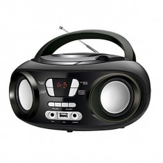 Radio CD MP3 cuBluetooth BRIGMTON W-501 USB Negru - Combina audio