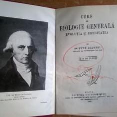 Rene Jeannel - Curs de biologie generala {1930}