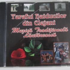 Raritate! Cd editie limitata Taraful haiducilor din Clejani,productie privata