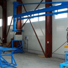 Presa hidraulica rotativa MARK 8 - Presa hidraulice