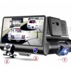 Camera tripla video auto - Camera video auto BlackBox, Wide, Full HD, miniHDMI, 120 fps, Foto: 1