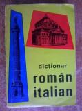 Alexandru Balaci – Dictionar roman-italian {Gramar, 1993}
