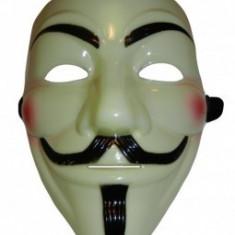 Masca Anonymous Guy Fawkes, Masca V for Vendetta