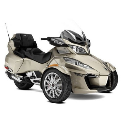 Can-Am Spyder RT Limited SE6 Champagne Metallic '18 foto